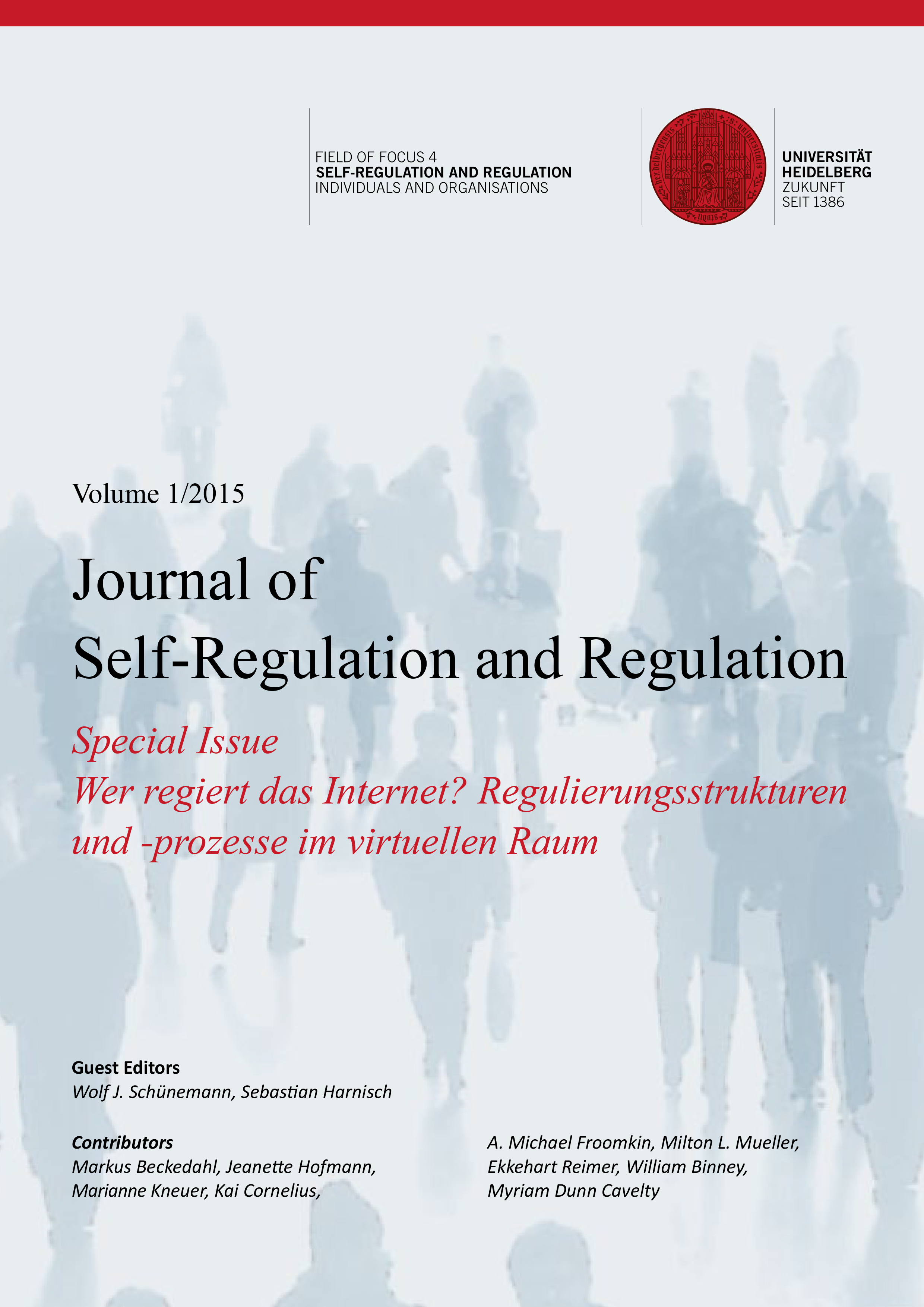 self regulation of media This study, written by andrew puddephatt, focuses on different angles of self-regulation applied to the media sector it summarizes the intersections of the theme with the practice of.