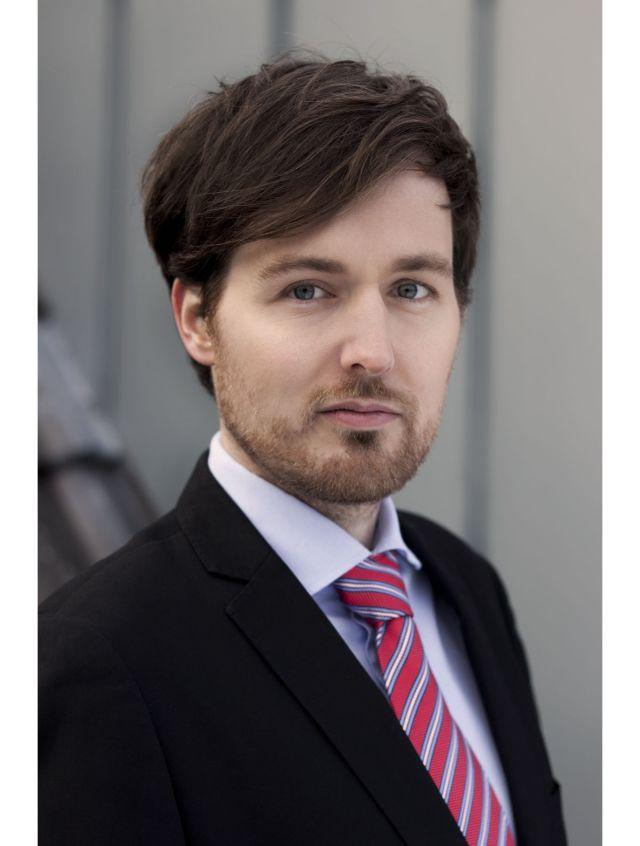 Portrait of Björn Bohnenkamp