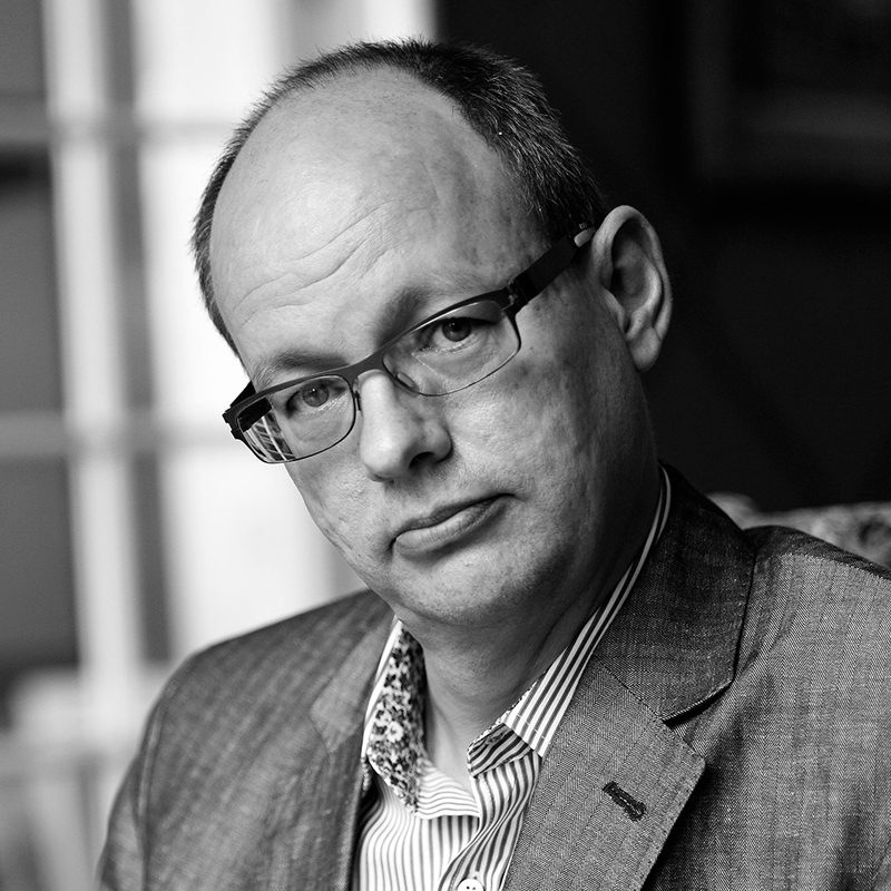 Portrait von Frank Dikötter