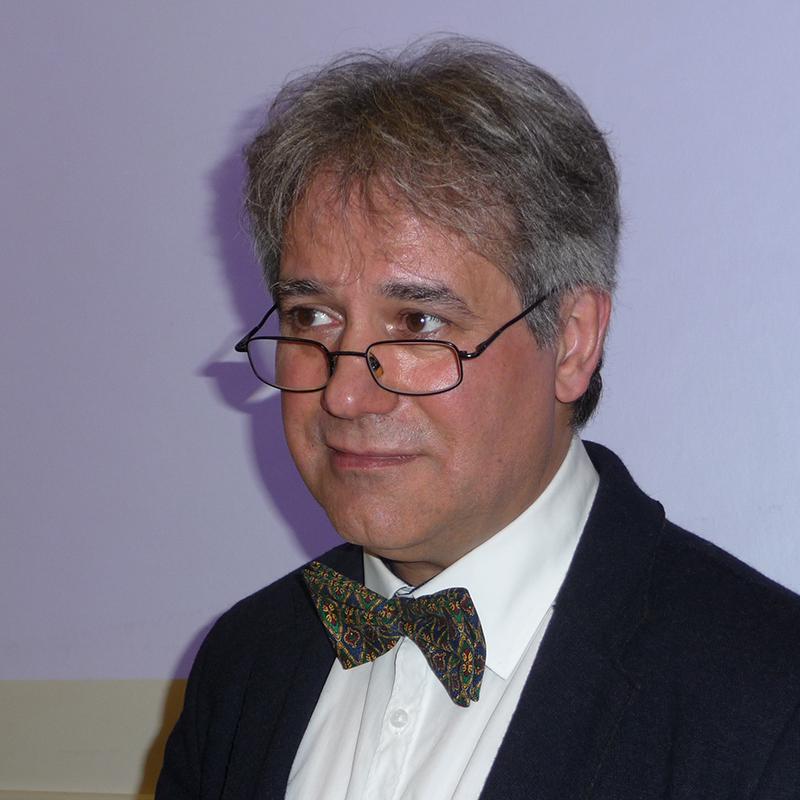 Portrait von Jan M. Piskorski