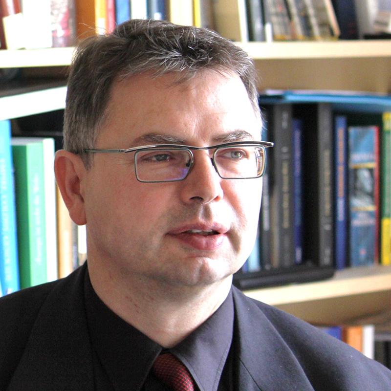 Portrait von Jürgen Zimmerer
