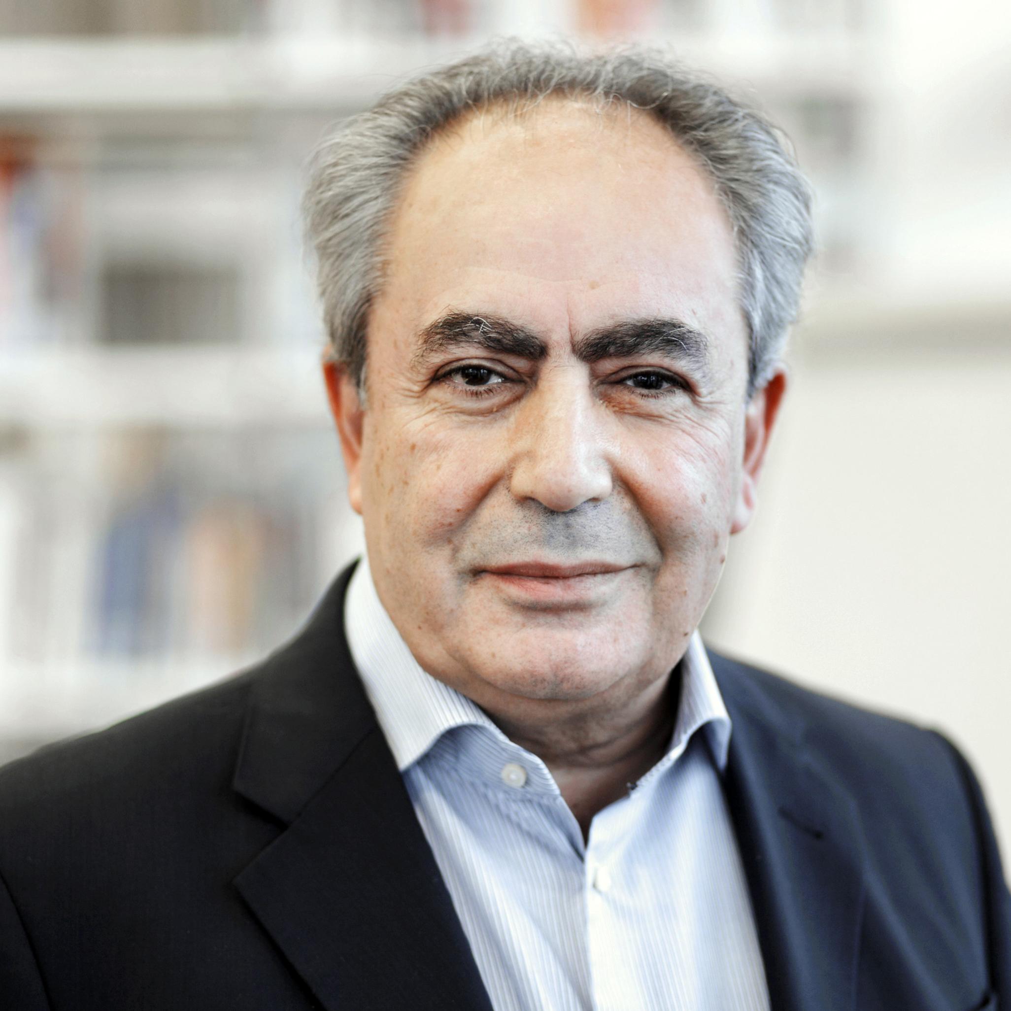 Portrait von Mihran Dabag