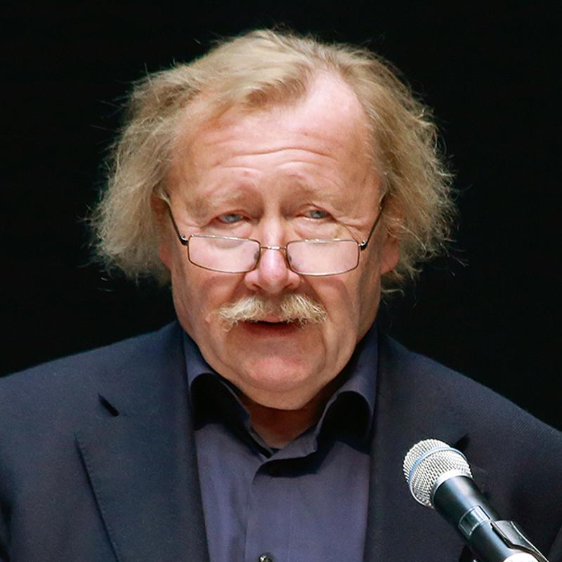 Portrait von Peter Sloterdijk