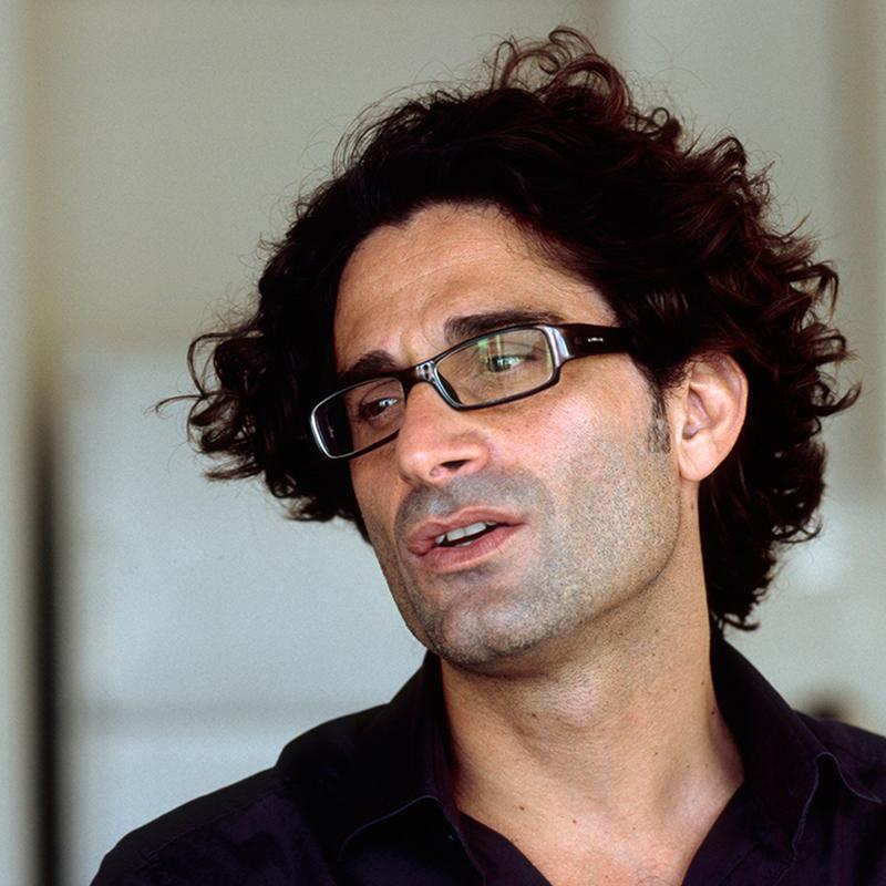 Portrait von Raphael Zagury-Orly