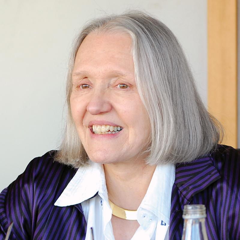 Portrait von Saskia Sassen