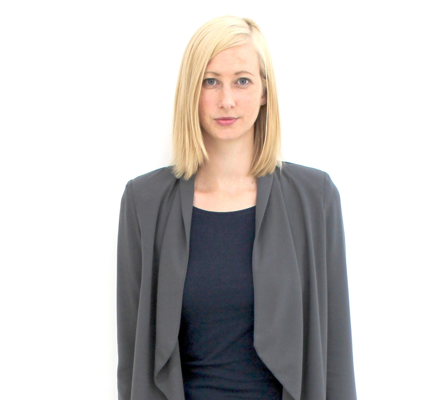 Portrait of Tina Sauerländer
