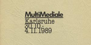 Cover der Publikation »MultiMediale«