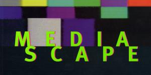 Cover of the publication »Mediascape«