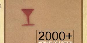 Cover der Publikation »2000+ Arteast Collection«