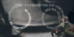 Cover of the publication »40jahrevideokunst.de – Teil 1 / 40yearsvideoart.de – Part 1«