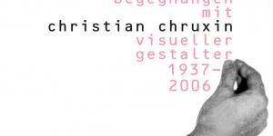 Cover der Publikation »Die Teile der Summe. Begegnungen mit Christian Chruxin«