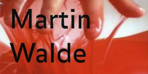 Cover der Publikation »Martin Walde: A Second Home for Schrödinger's Cat«