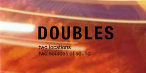 Cover der Publikation »Doubles. Raum-Musik für Saxophone«