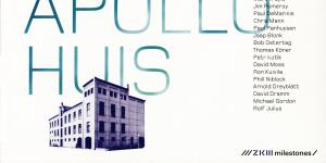 Cover der Publikation »Sound Art @ Het Apollohuis«