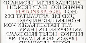 Cover der Publikation »Mischa Kuball: Platons Spiegel«