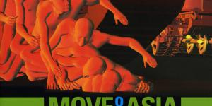 Cover of the publication »Move on Asia«