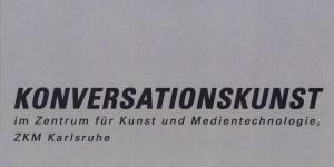 Cover der Publikation »Konversationskunst«