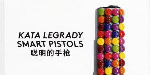 Cover of the publication »Kata Legrady: Smart Pistols«