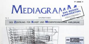 Cover der Publikation »Mediagramm Nr. 3«