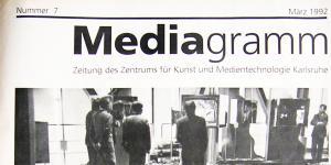 Cover der Publikation »Mediagramm Nr. 7«
