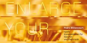 Cover of the publication »Enlarge Your Sax«