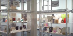"Exhibition view ""Jean Baudrillard and the Arts"""