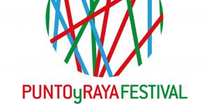 Logo of the Punto y Raya Festival 2014