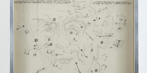 Gianfranco Baruchello, Chemical inducers in Marcel Duchamp's brain, 1965
