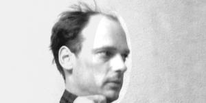Schwarz-weiß Portrait von Jirka Pfahl