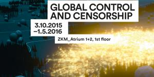 2015 - Publikation - Global Control and Censorship - Broschuere - Cover