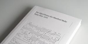 Beispielseiten der Publikation »Der Algorithmus des Manfred Mohr«
