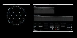 Screenshot of inputs and outputs
