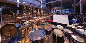 Diverse percussions