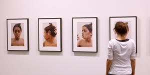 Exhibition view »FEMINIST AVANT-GARDE of the 1970s«