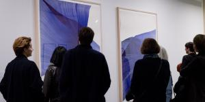 Blick in die Ausstellung »Resonanzen«
