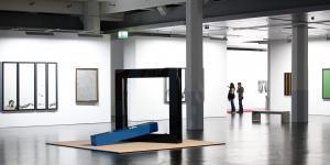 Ausstellungsansicht The Lack of the Other