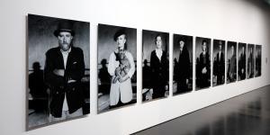Ausstellungsansicht Ivan Faktor