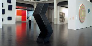 "Ausstellungsansicht ""DaimlerChrysler Collection"""