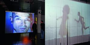 "Exhibition view ""The Discreet Charm of Technology"""