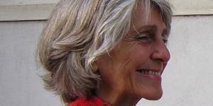 Porträt der Komponistin und Forscherin Beatriz Ferreyra