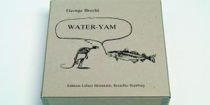 """Objekt aus der Ausstellung """"Silent Music. George Brecht"""""""