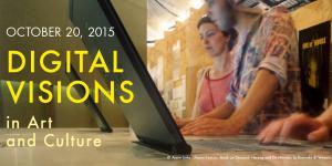 Einladungskarte zur DIVIS 2015
