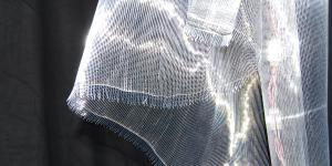 Exhibition view Woven Light