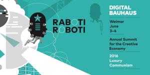 Einladung zum »Digital Bauhaus Summit 2016« in Weimar