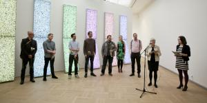 Ceremonial opening of the »Global Control and Censorship« exhibition in Tallinn