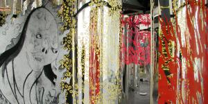 "Exhibition view ""Iconoclash"""