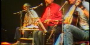 Allen Ginsberg on tour, feb. 16 1983 with Peter Orlovsky & Steven Taylor (Ausschnitt / excerpt)