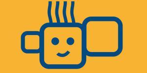Auf dem Bild ist das Logo des ARD Kinderhörspieltags zu sehen.