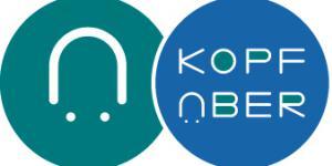Logo mit Schriftzug