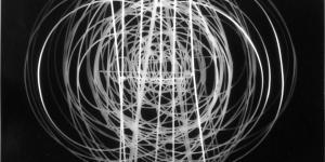Zweischaliges Hyperboloid mathematisches Modell Mathematisches Institut der Universität Halle